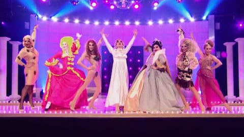 Baddest Bitches in Herstory RuPaul's Drag Race All Stars 2
