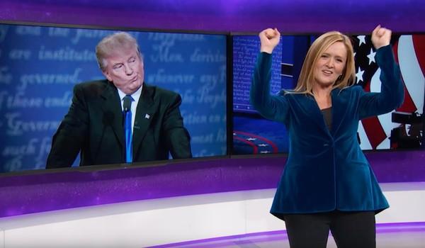 Samantha Bee Donald Trump