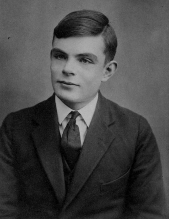 Alan Turing law