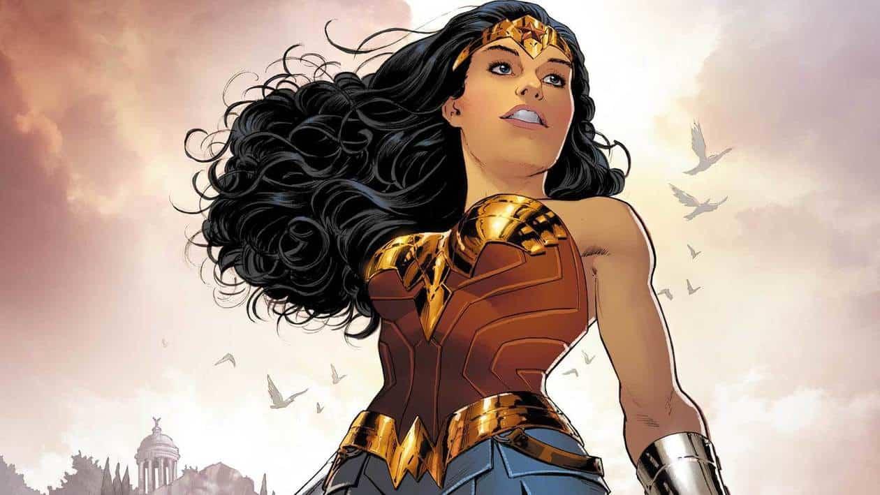 Wonder Woman queer
