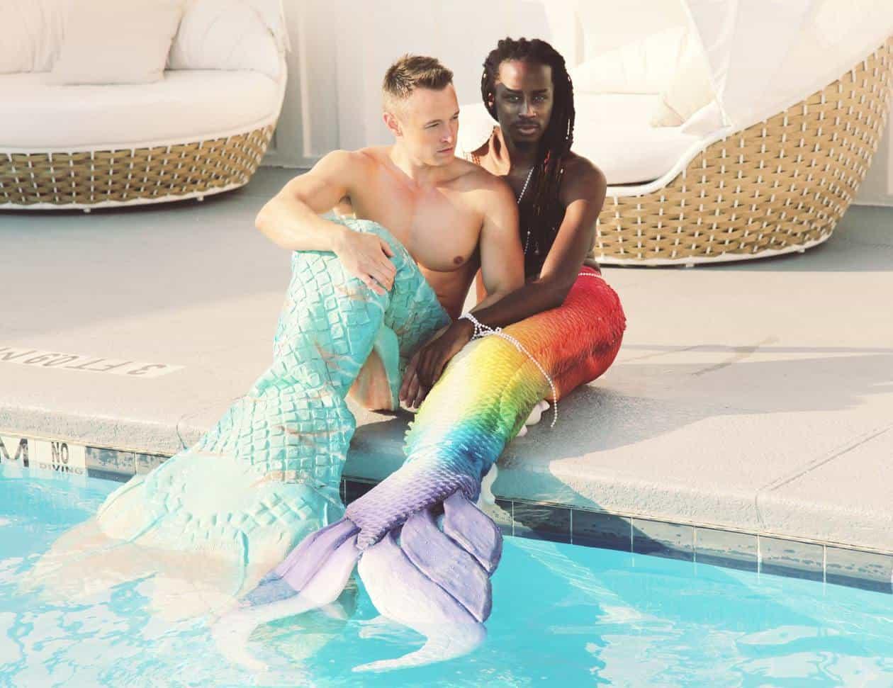 gay mermaid