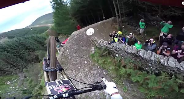 Dan Atherton downhill mountain biking