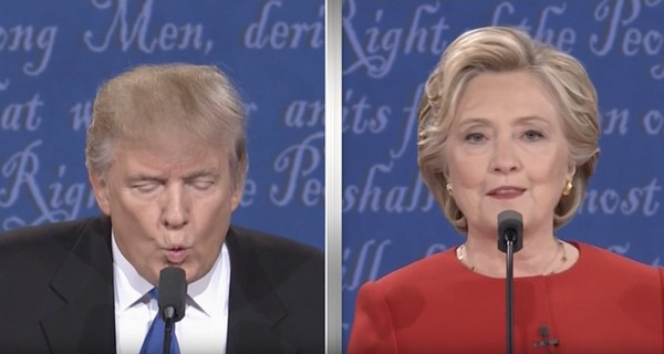 Bad Lip Reading Donald Trump Hillary Clinton