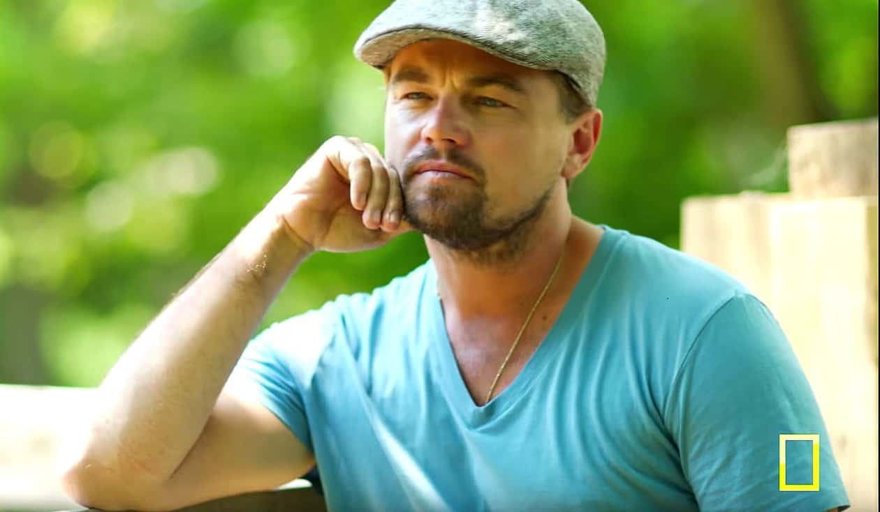 Before the Flood: Watch Leonardo DiCaprio's FULL Climate Change Documentary - Towleroad