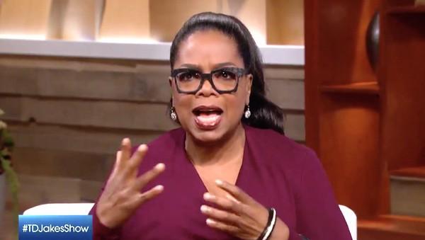 Oprah Hillary