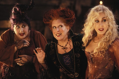 Hocus Pocus and more TV this week