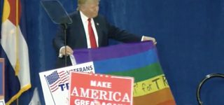 Trump Administration Urges SCOTUS to Rule That Firing Workers for Being Gay is Legal