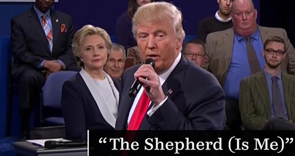 presidential poetry slam