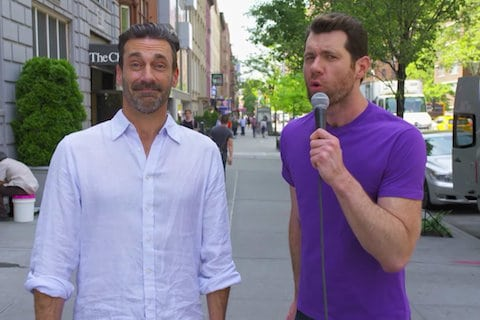 Billy on the Street and more TV this week