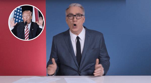 keith olbermann trump