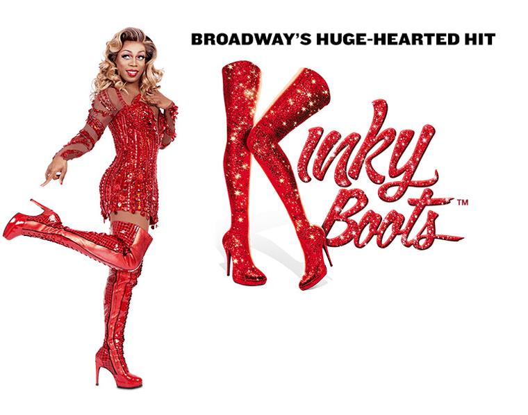 todrick hall kinky boots