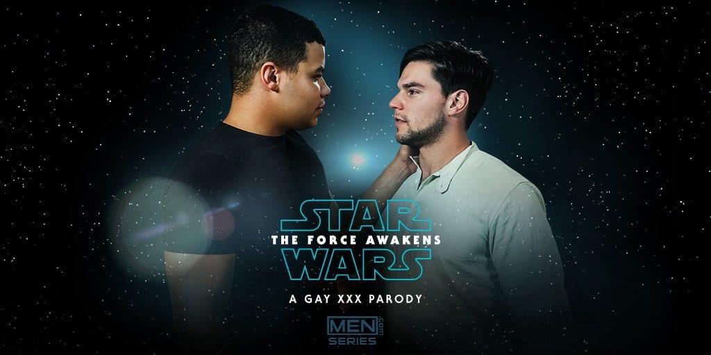 Adult fan fiction star war