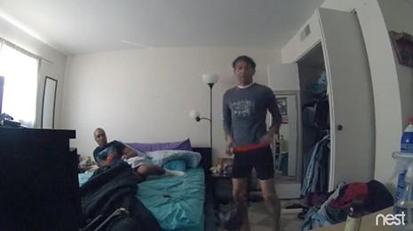Real masturba hombres hotel cámara oculta
