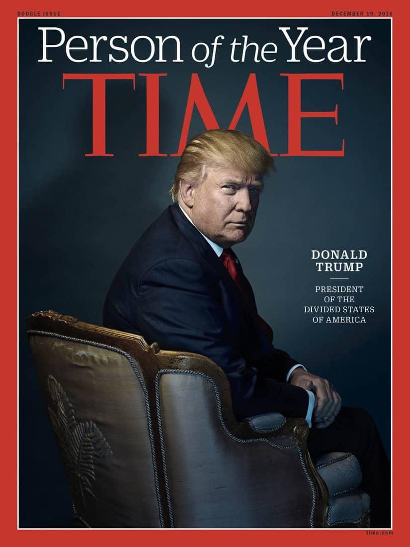 Donald Trump TIME