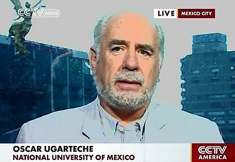 Oscar Ugarteche same-sex marriage peru
