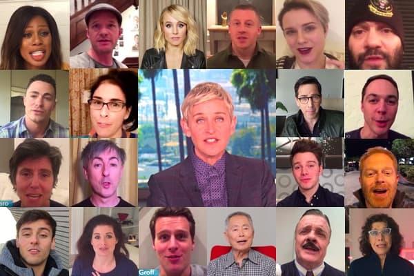 Ellen LGBT