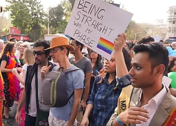 Mumbai India LGBT