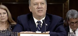 Pompeo Goes Off on NPR Reporter in Profanity-Laced Tirade: 'Do You Think Americans Care About the Ukraine?' (AUDIO)