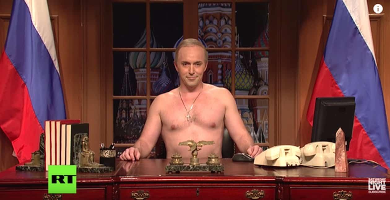 SNL Putin