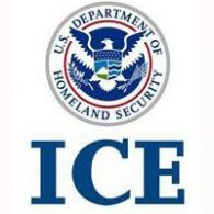Immigration and Customs Enforcement logo