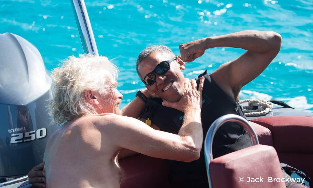 Branson Obama