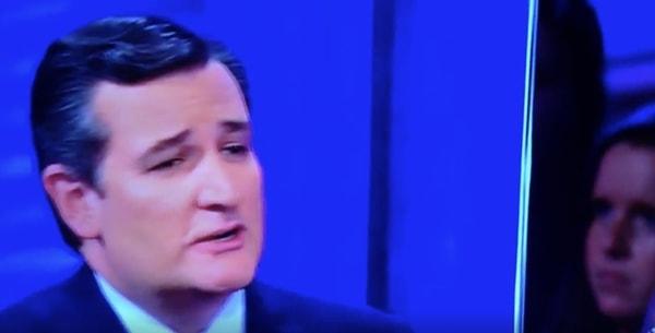 Ted Cruz congratulates