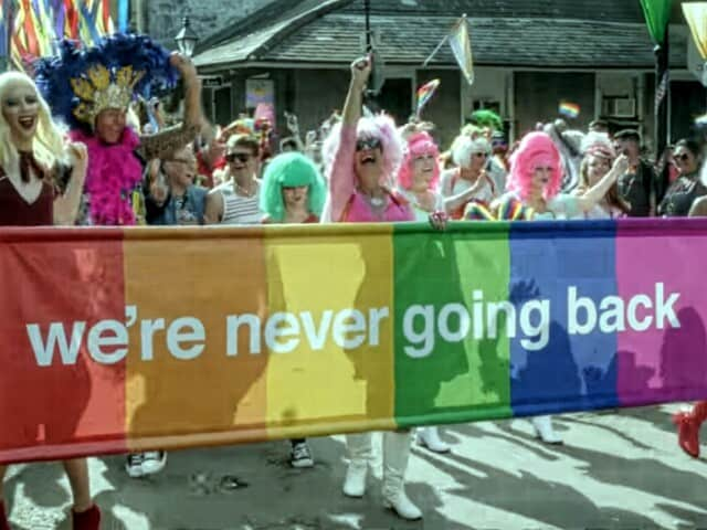 New Orleans gay travel