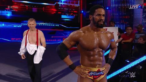 WWE Darren Young