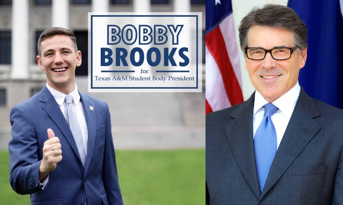 Bobby Brooks Rick Perry