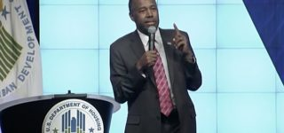 Ben Carson Warns of 'Big, Hairy Men' Trying to Infiltrate Women's Homeless Shelters in Transphobic Remarks to Staff