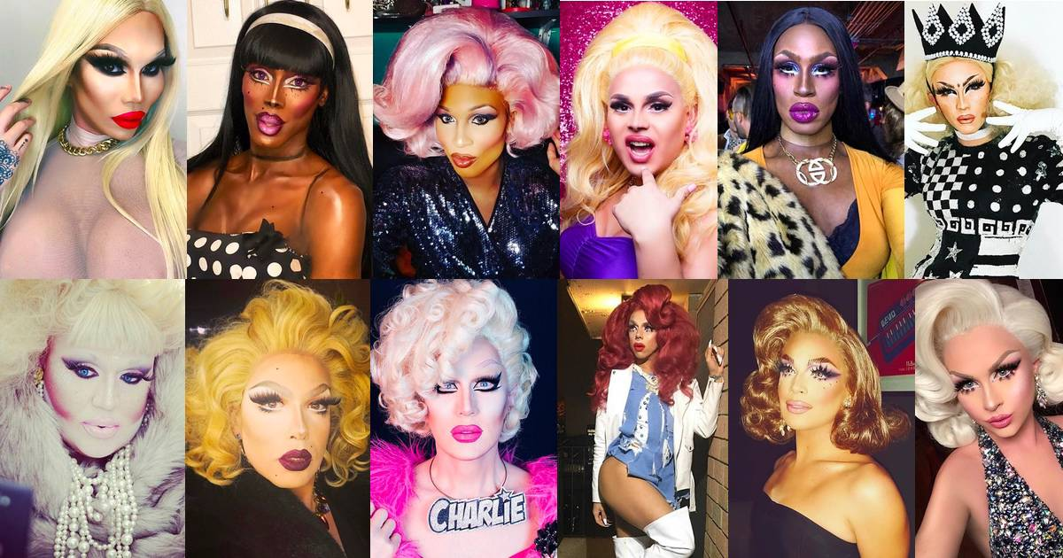 RuPauls Drag Race season 9 queens