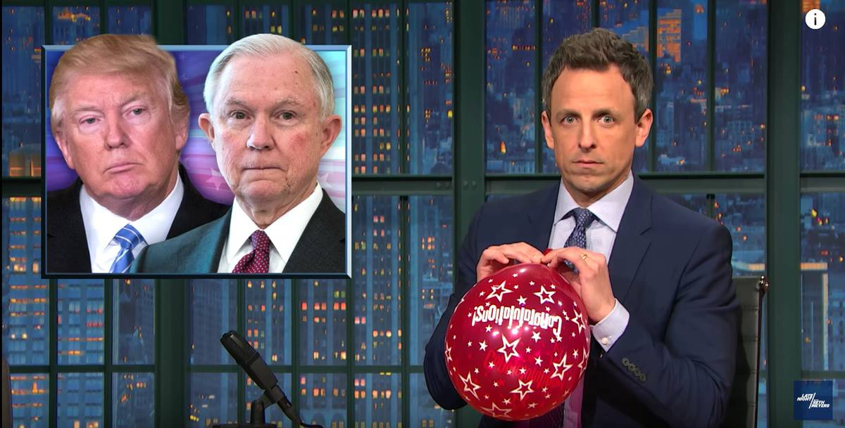 Sessions Meyers