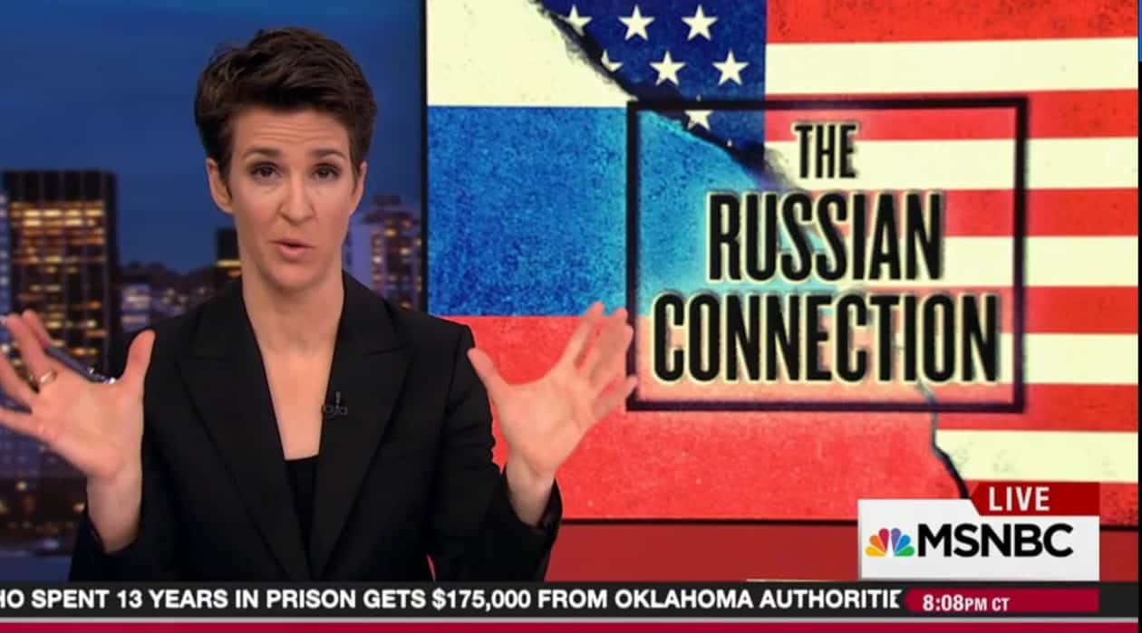 rachel maddow s disturbing reminder russia s trump operation is rachel maddow s disturbing reminder russia s trump operation is still likely underway watch
