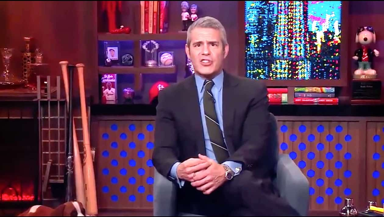 Andy cohen Chechnya