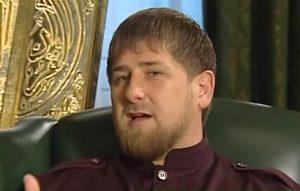Ramzan Kadyrov instagram deactivation