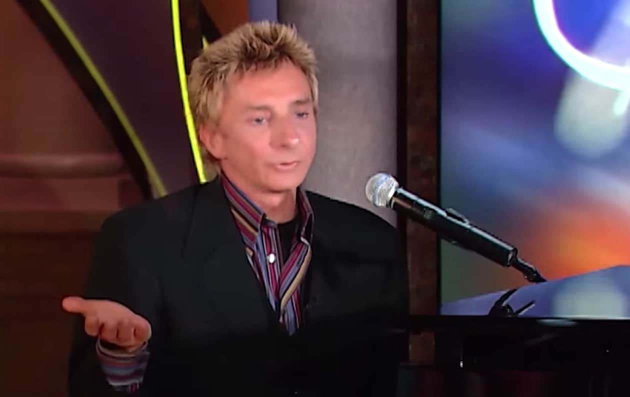 is barry manilow gay