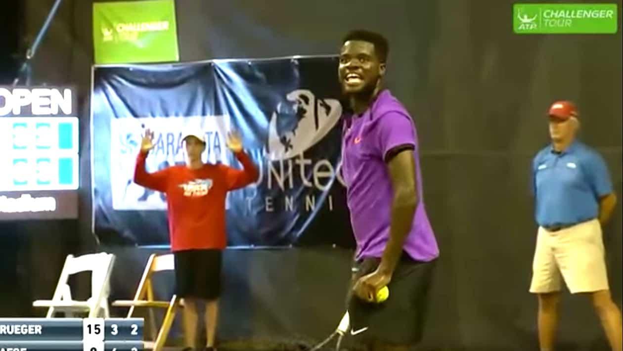 sex noises tennis
