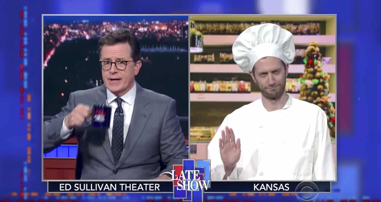 colbert anti-gay baker