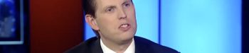 Eric Trump Clarifies: He's Not Gay