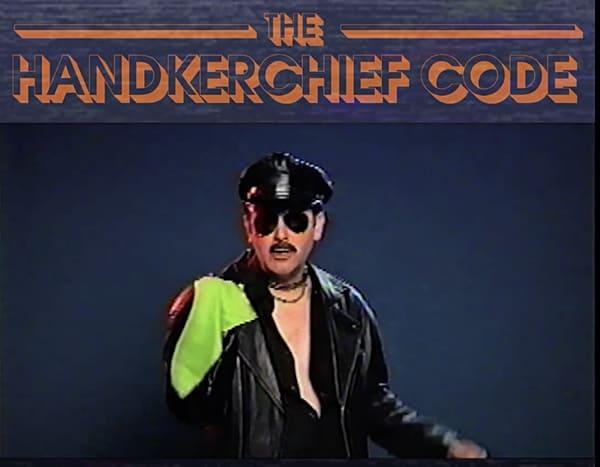 handkerchief code