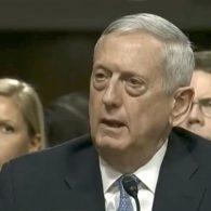 james mattis military transgender