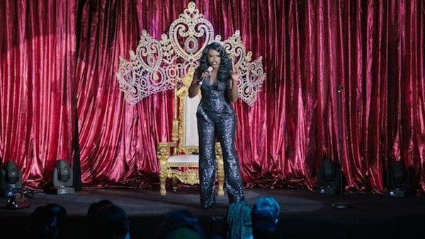 Bob the drag queen on TV this week