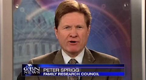 Peter Sprigg