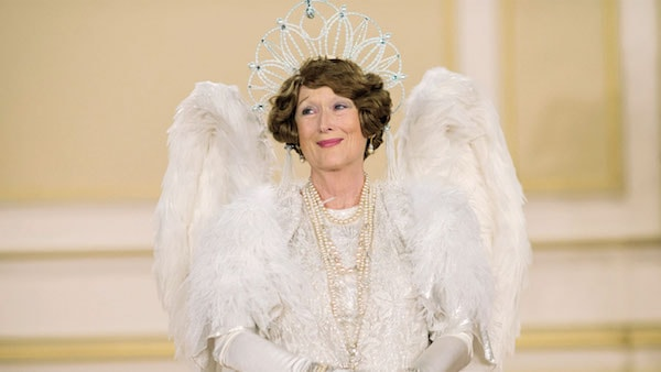 Florence Foster Jenkins is streaming this month
