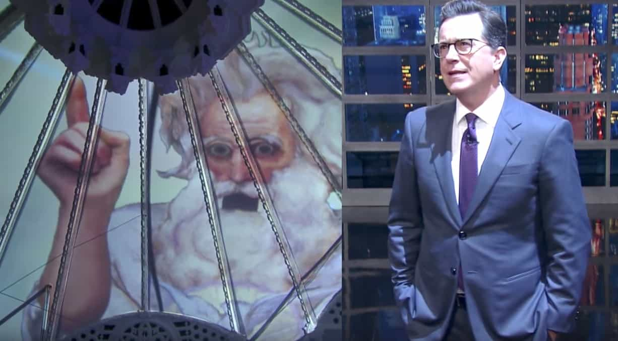 Colbert god