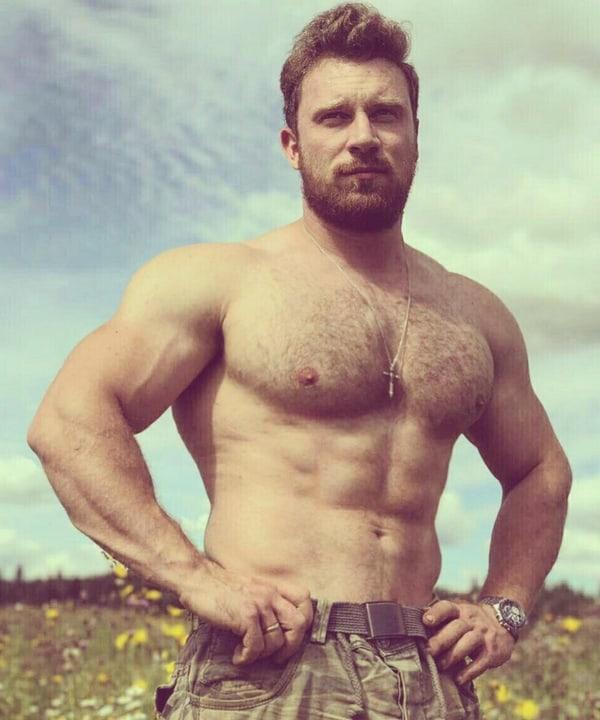 putin shirtless challenge