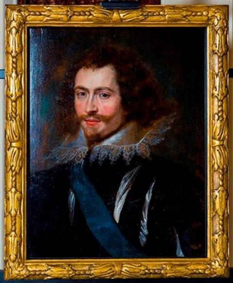 George Billiers Duke of Buckingham