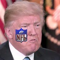 NFL Trump