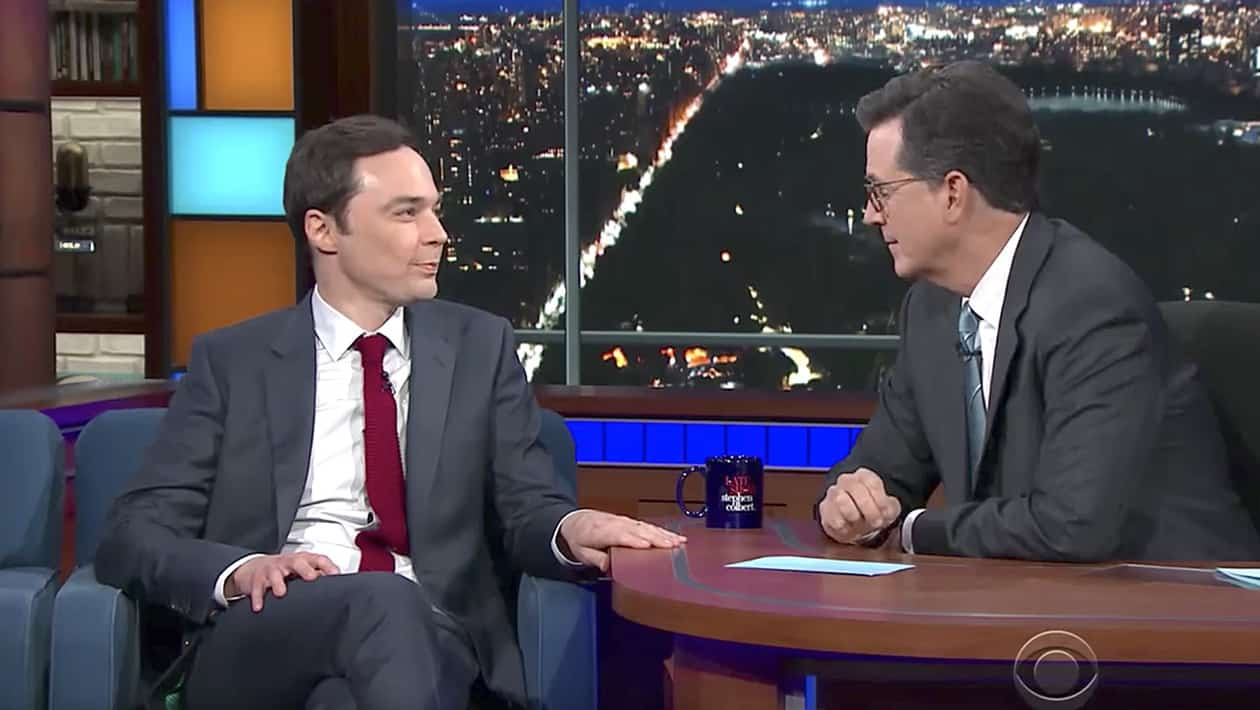 Jim Parsons married