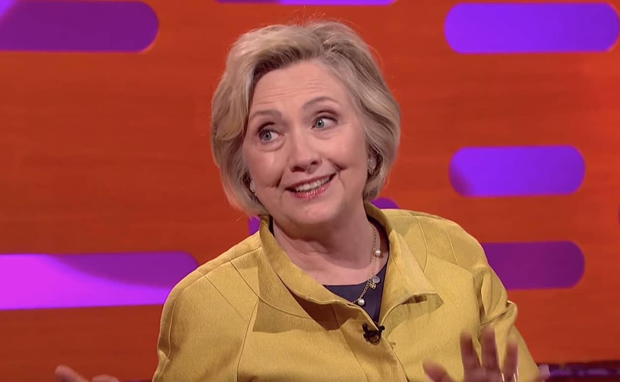 Hillary Clinton Graham Norton